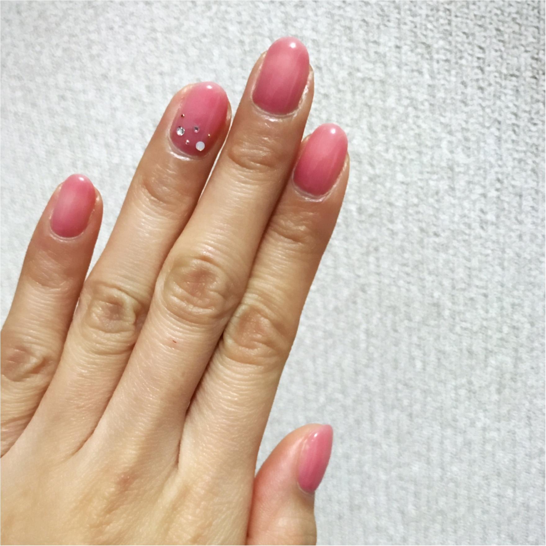 春はとびきり可愛いピンクネイルで決まり♡今月のオフィスネイル♪_2