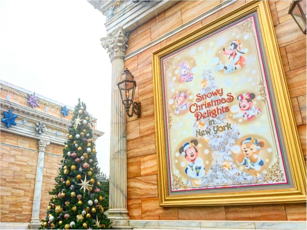 【イベント】11月8日(水)から スタート!東京ディズニーシー『クリスマス・ウィッシュ』に行ってきました *.゜_5