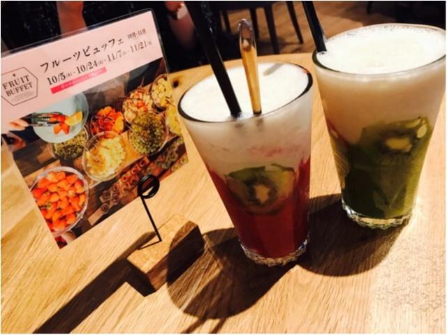 【銀座カフェ】旬のフルーツを食べたいなら《RAMO FRUTAS CAFE》★_8