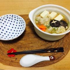 一人鍋のススメ!!【ワンコインの土鍋!】