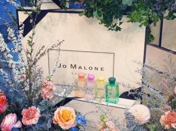 """花薫る新作!JO MALONE LONDONの""""ブロッサムズ""""シリーズの新作発売記念ポップアップイベントへ行ってきました♡"""