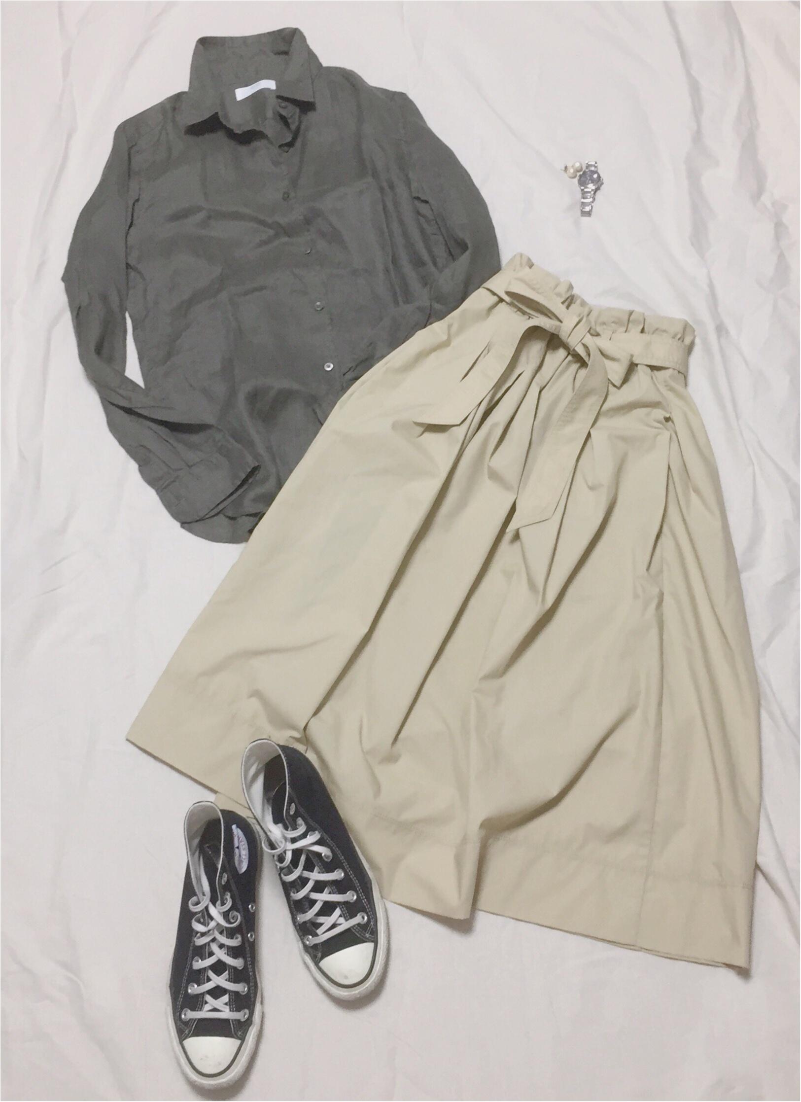 【この夏もUNIQLOが熱い】夏服のスタメン☆リネンシャツ_4