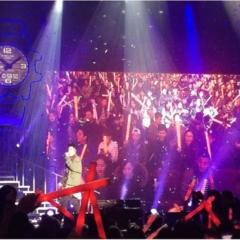 周杰伦Jay chowの人気に圧巻!中国人アーティストのコンサートに行ってきました♪