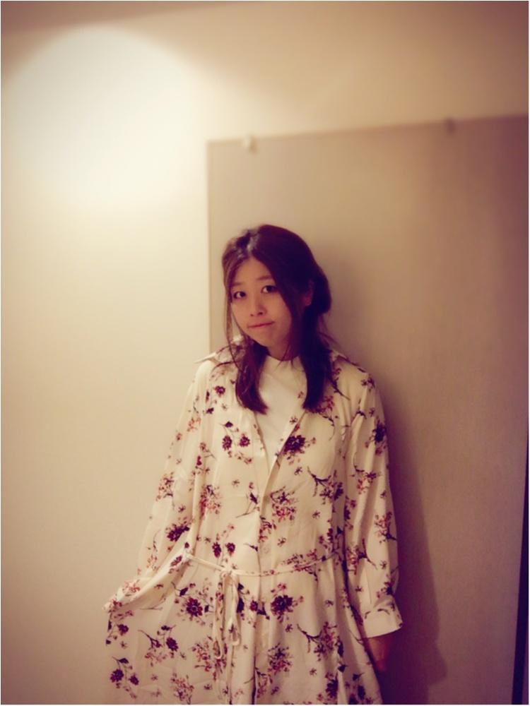 【ファッション】今熱い通販プチプラ花柄ワンピが可愛すぎてヘビロテbyじゅな_6