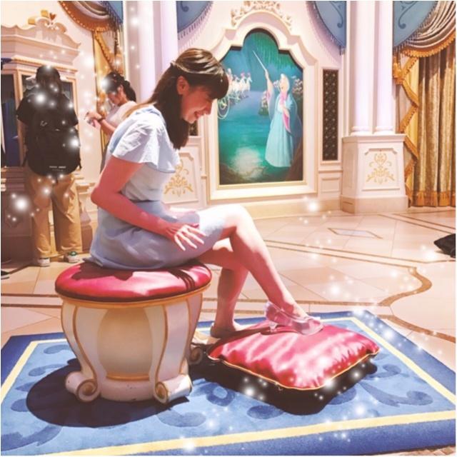 《ディズニーランド》インスタ映え抜群♡シンデレラショットを撮る方法〜オススメ加工まで教えます!_6