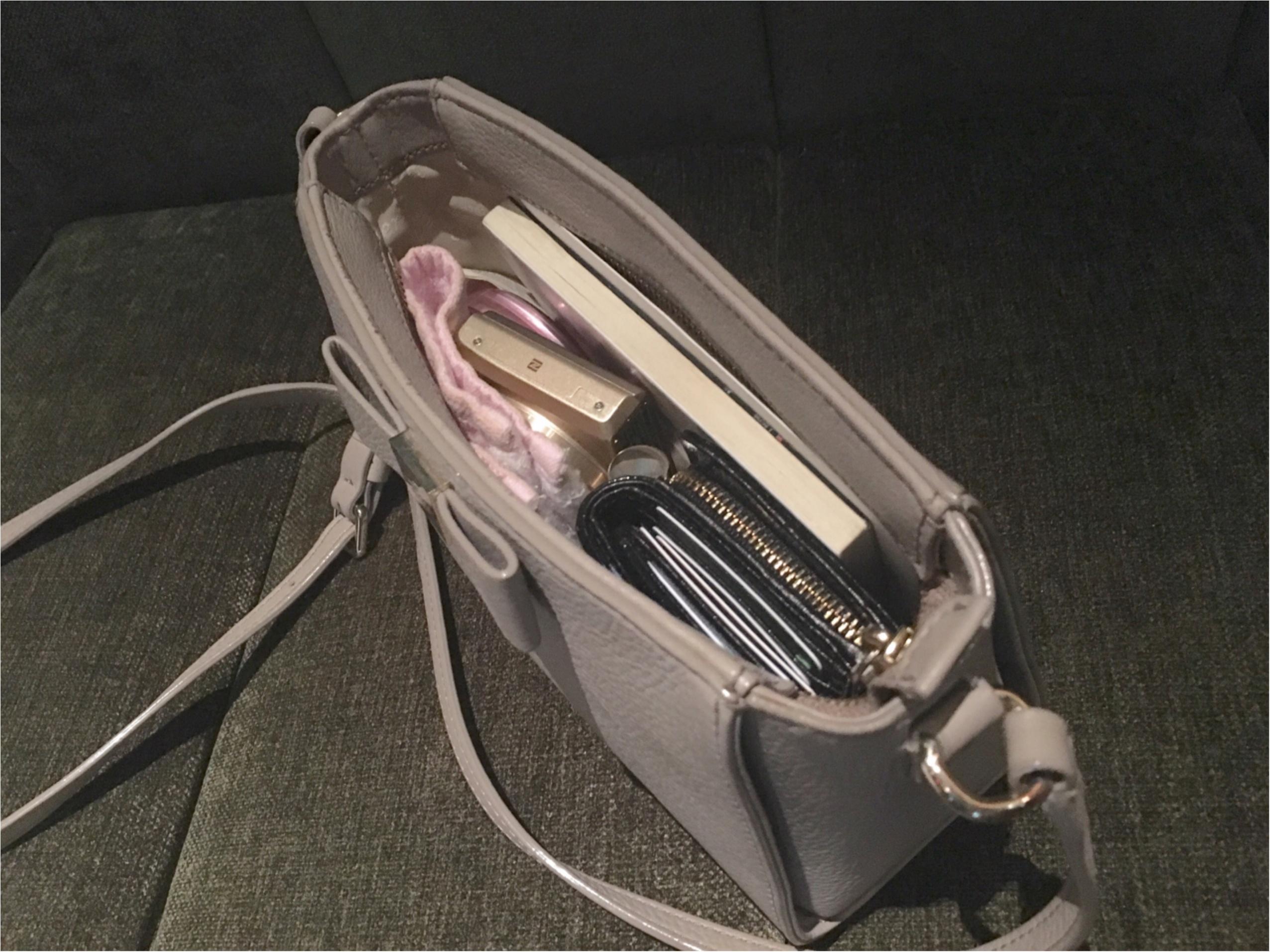 ファッション誌「MORE」専属ブロガーのバッグの中身チェック★vol.13_3