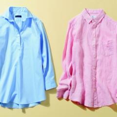 カジュアルコーデ好き必見! 子供っぽく見えないシャツの選び方。