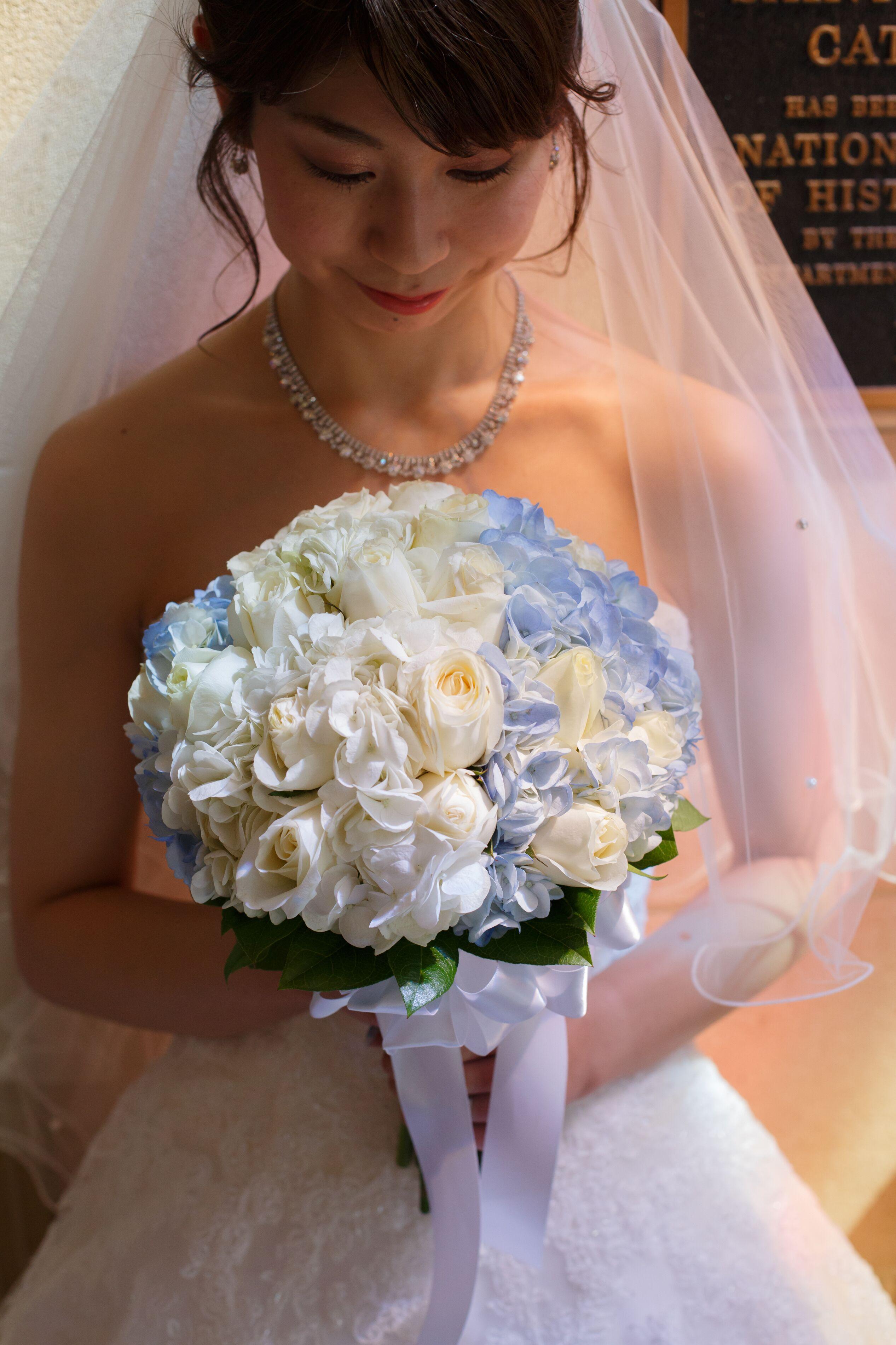 【ハワイ挙式】幻想的なステンドグラスが魅力的!セントアンドリュース大聖堂にて結婚式を挙げました♡♡_5
