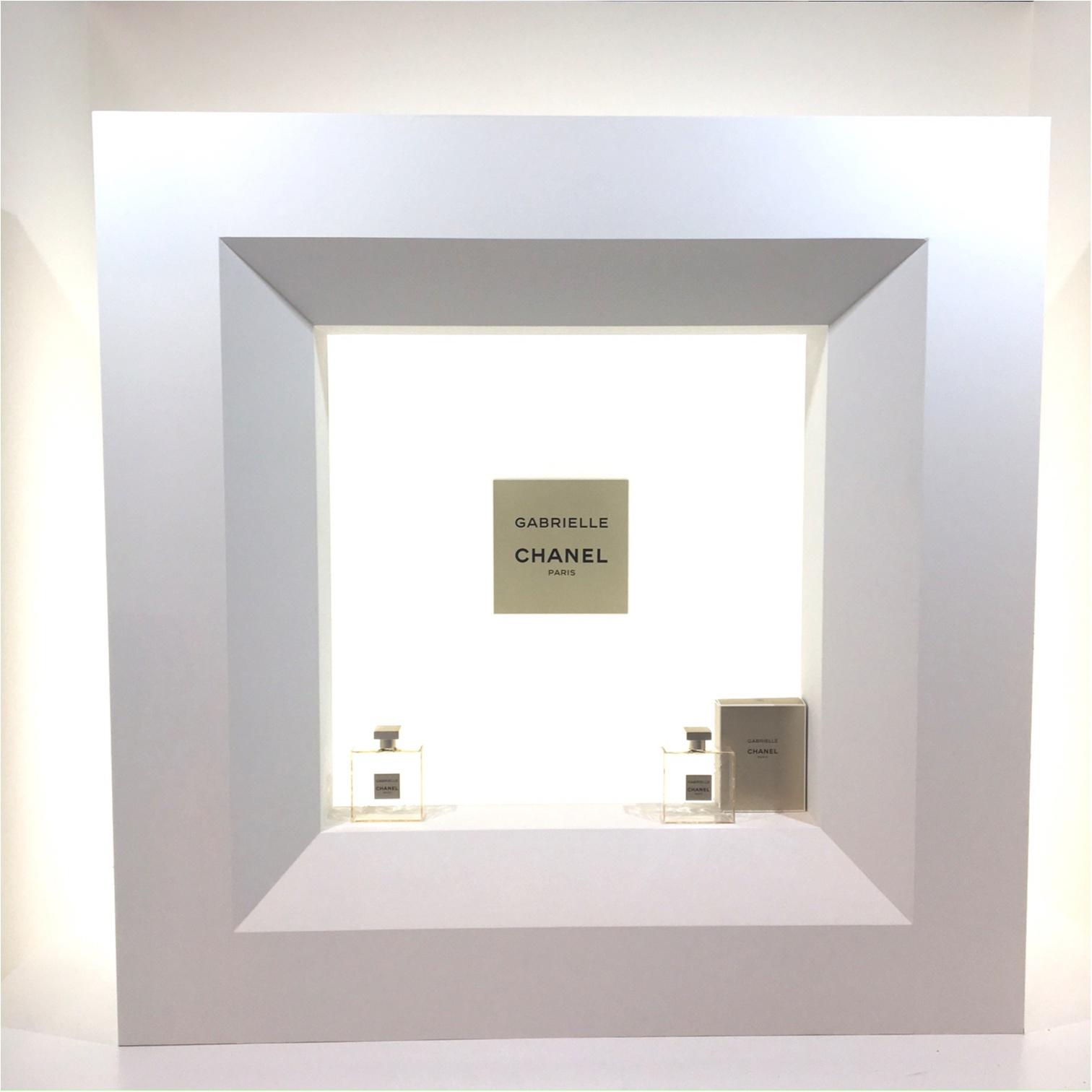 「ガブリエル シャネル」の香りを体感できるイベントスペースが、東京ミッドタウンに登場! SNS映え間違いなしの、美しすぎる空間をご覧あれ♡_1_4