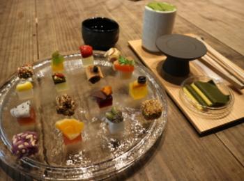 【京都】まるで宝石のような手織り菓子❤︎あの有名なお店の菓子店❤︎