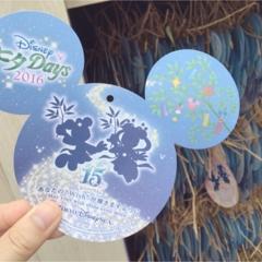 今だけ!15周年×七夕のディズニーシー!おすすめの楽しみ方♡*
