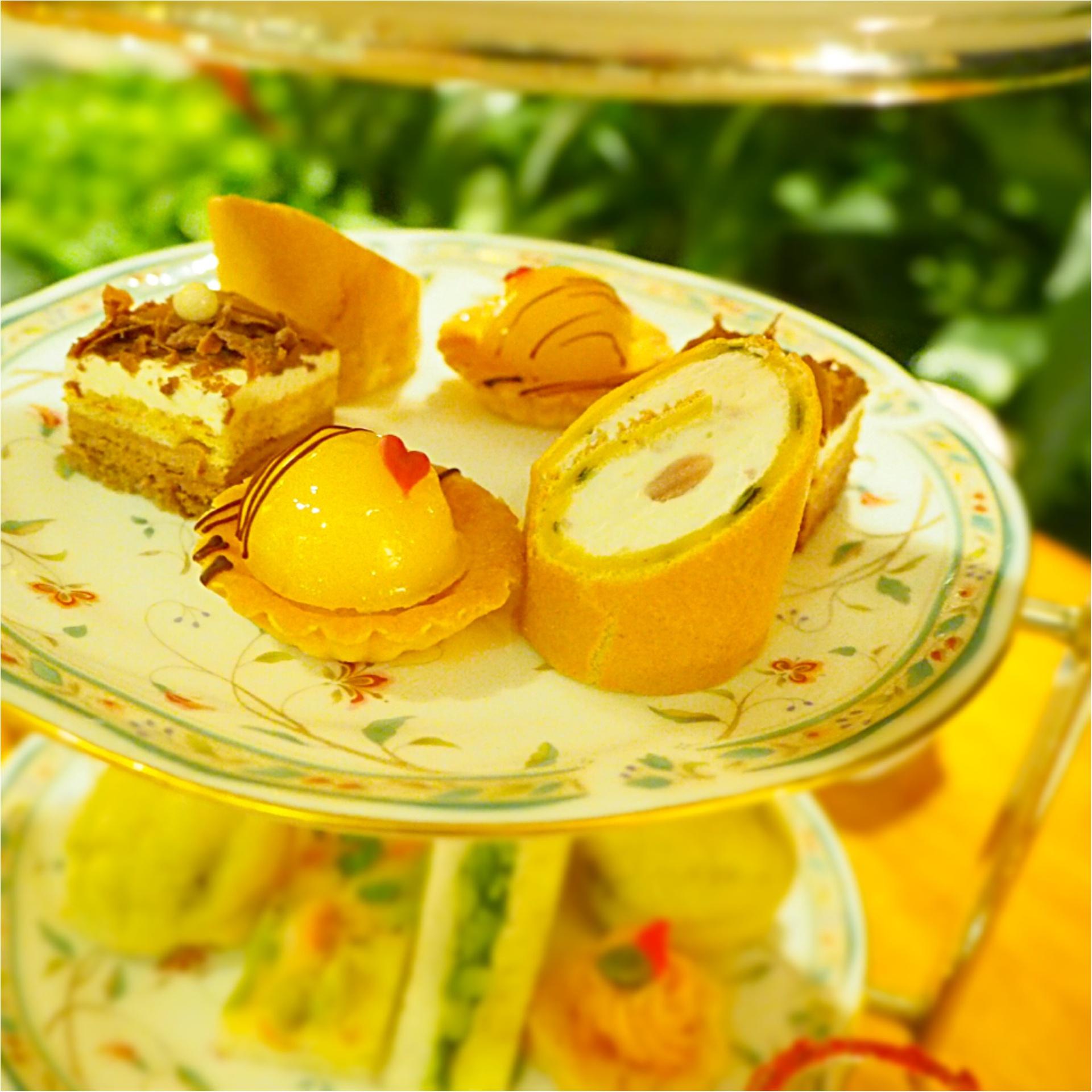 素敵な庭園がある【ホテル椿山荘東京】で美味しいイブニングティーを満喫♡_3