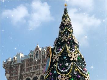 11/8~スタート!TDS【ディズニークリスマス】さっそく行ってきました!