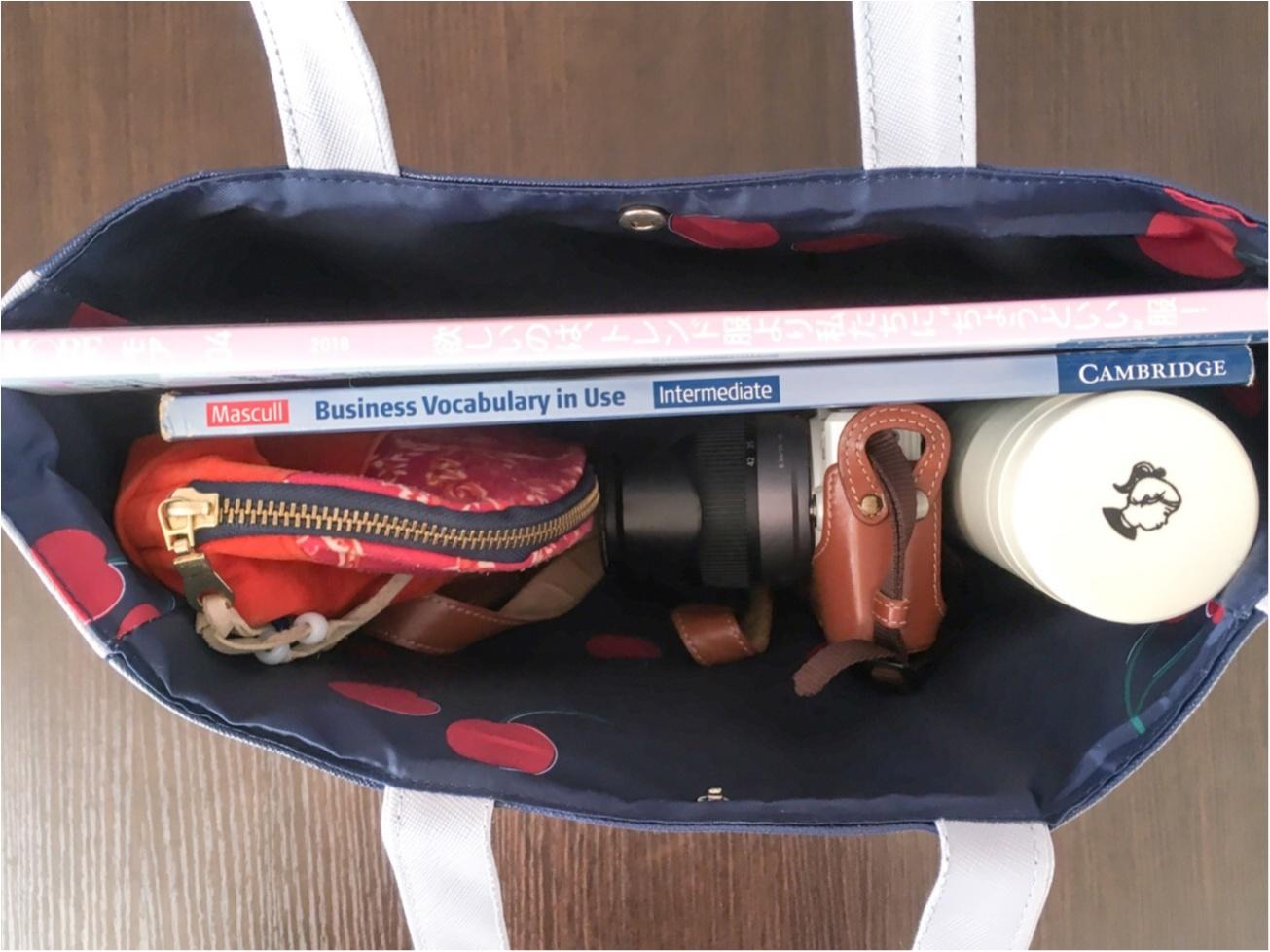 【MORE4月号は豪華2大付録♡】バナーバレット/大容量!A4サイズもすっぽり入るレザ調ーバッグが使える❁ _4