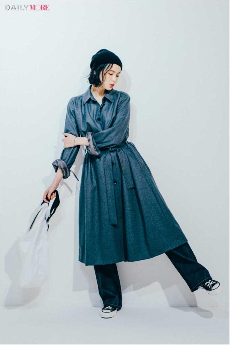 人気スタイリスト高野麻子さんの【カジュアル上手への道】真冬のデニムコーデは靴が大事! 靴がすべて!_1_1