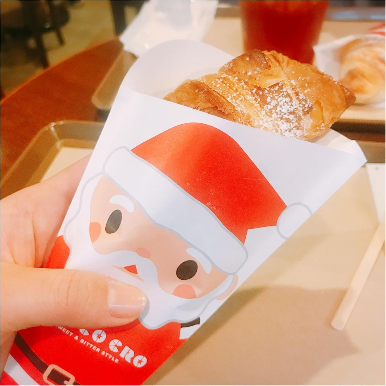 季節限定パッケージにも注目♪《サンマルクカフェ》のホワイトチョコクロでほっこりティータイム♡_1
