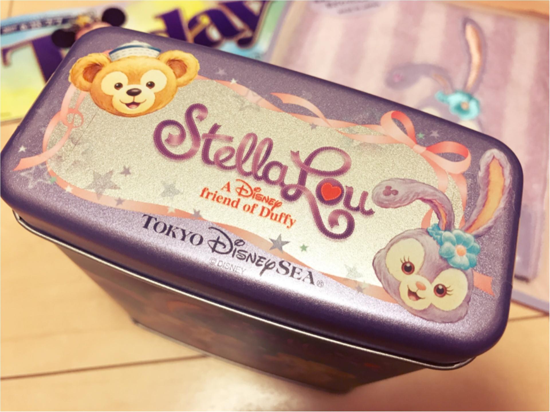 【Disney Sea】ダッフィーのお友だち、話題のステラ・ルー 会ってきました ♡♡ グッズも大公開!_5