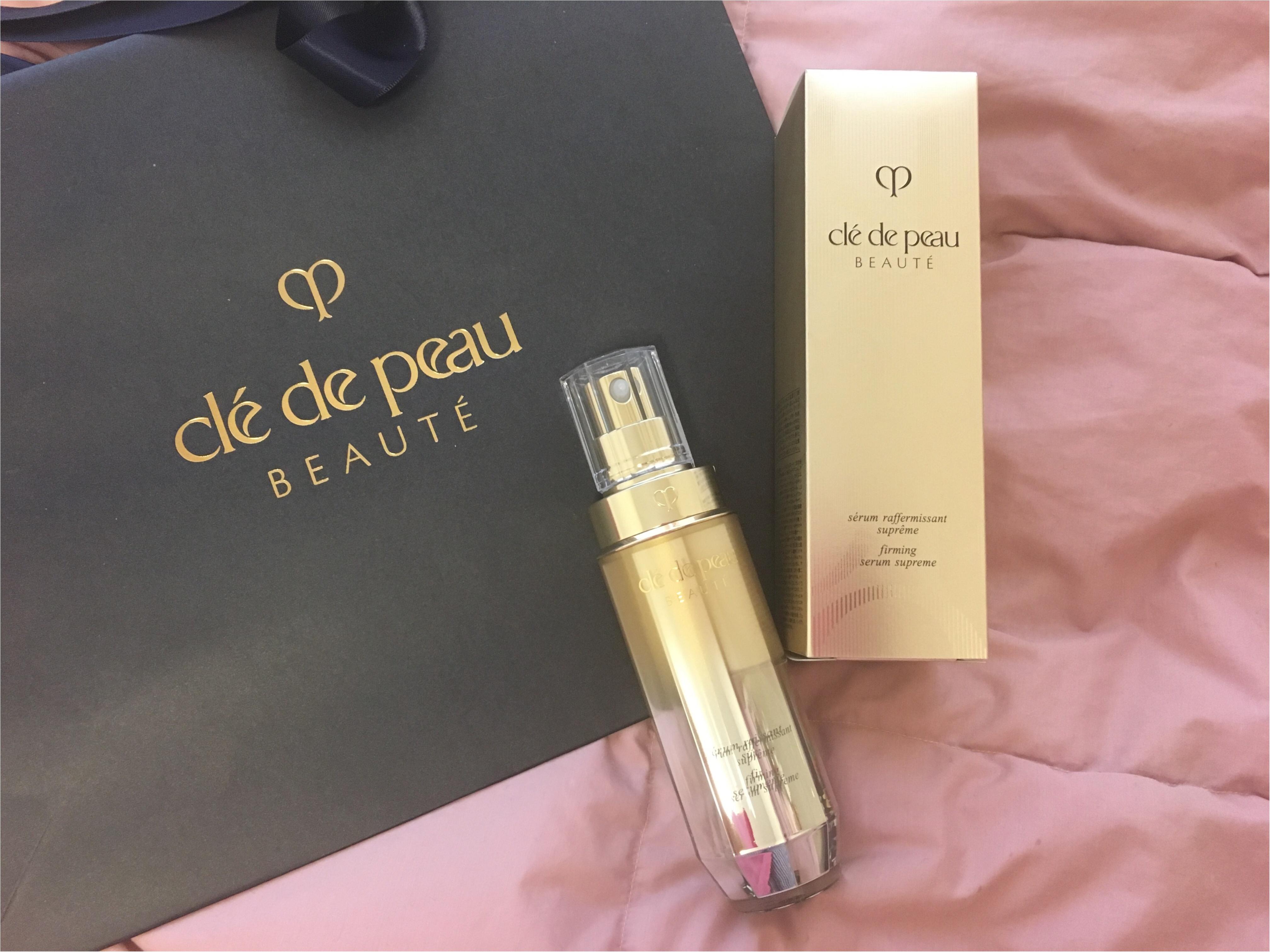 【クレ・ド・ポー ボーテ】肌表面の影にアプローチ!4Dはり美容液1ヶ月使用レポ♡_1