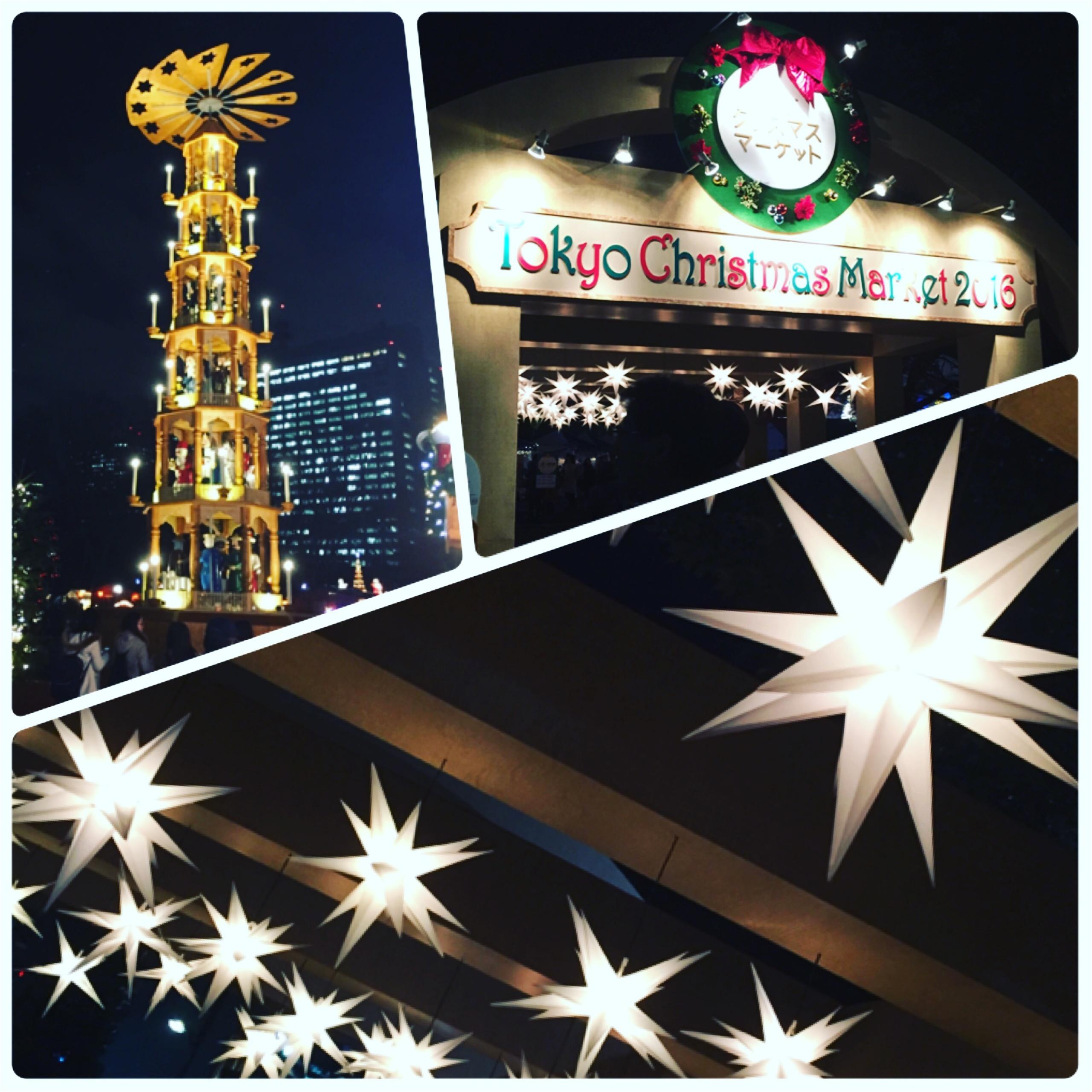 思わぬ素敵な出会いが✨✨日比谷公園【*東京クリスマスマーケット*】に行ってきました♪♪_15