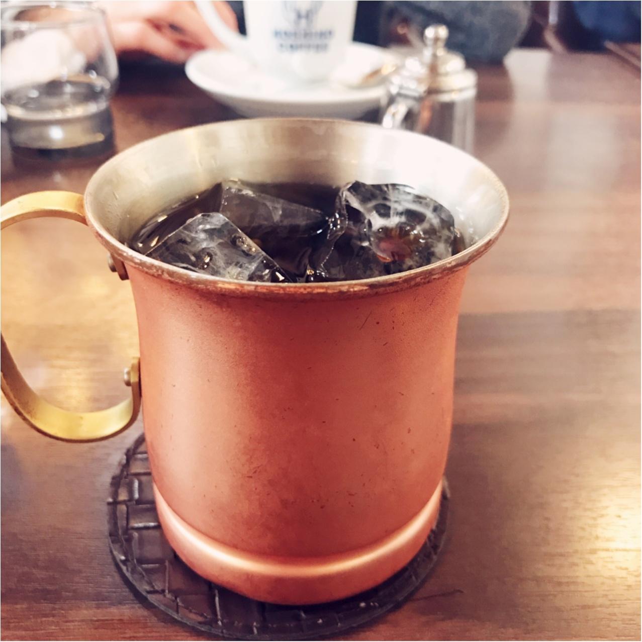 『星乃珈琲店』の春限定メニューは【いちご】のパンケーキ❤︎_3