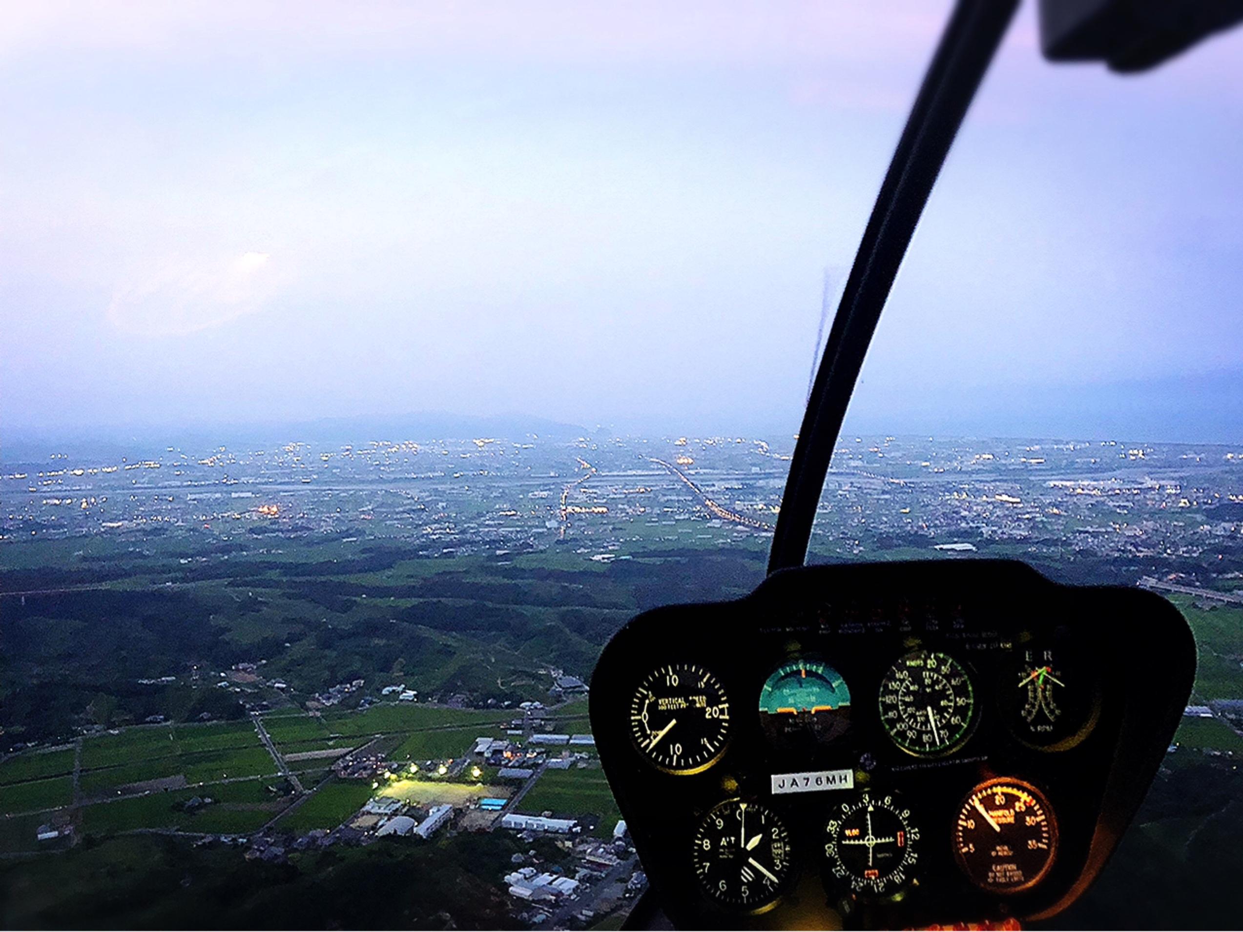 【静岡】NEW! 8月よりスタート◡̈✧。ヘリコプターでの遊覧飛行!上空散歩でTHEインスタ映え!_5