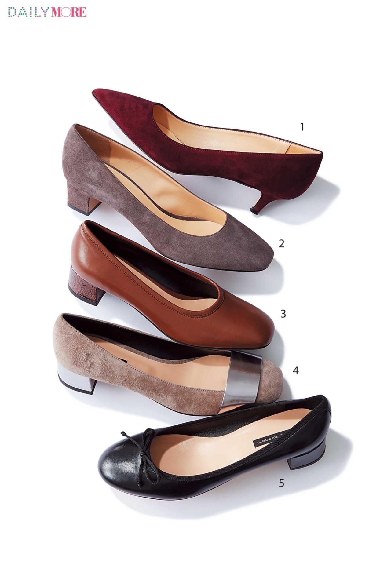 この秋、買って正解靴はこれ! 大好きブランドで見つける才色兼備な4cmヒール❤_2_1