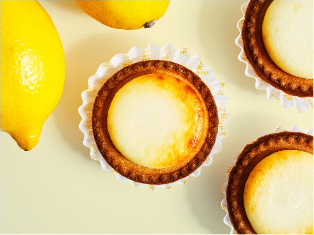 【中国・四国エリア初出店!】大人気の『BAKE CHEESE TART』が10/29(日)広島にオープン☆ 広島店限定のレモンフレーバーも!_1