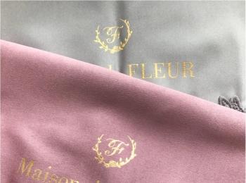 【Maison de FLEUR】旅行荷造りに最適!ぴったりサイズの巾着が大活躍!