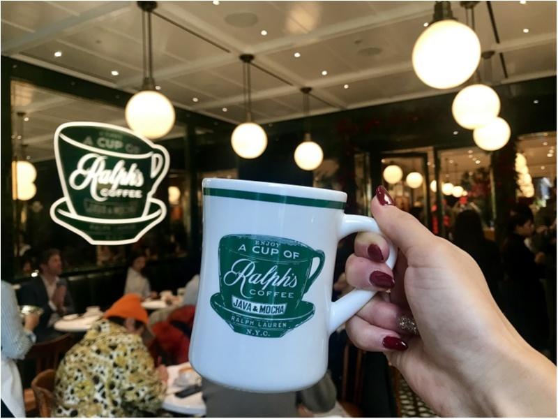 おしゃれすぎ♡ 『ラルフローレン』のカフェが11/22(木)に日本初オープン!!_5