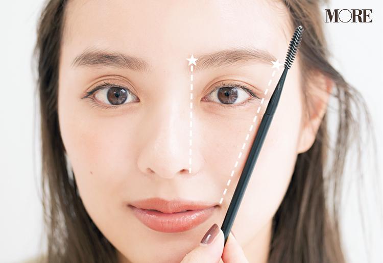 眉毛の整え方特集 -【世界一正しい眉のお手入れ法】など、眉迷子のための眉メイクの基本まとめ_4