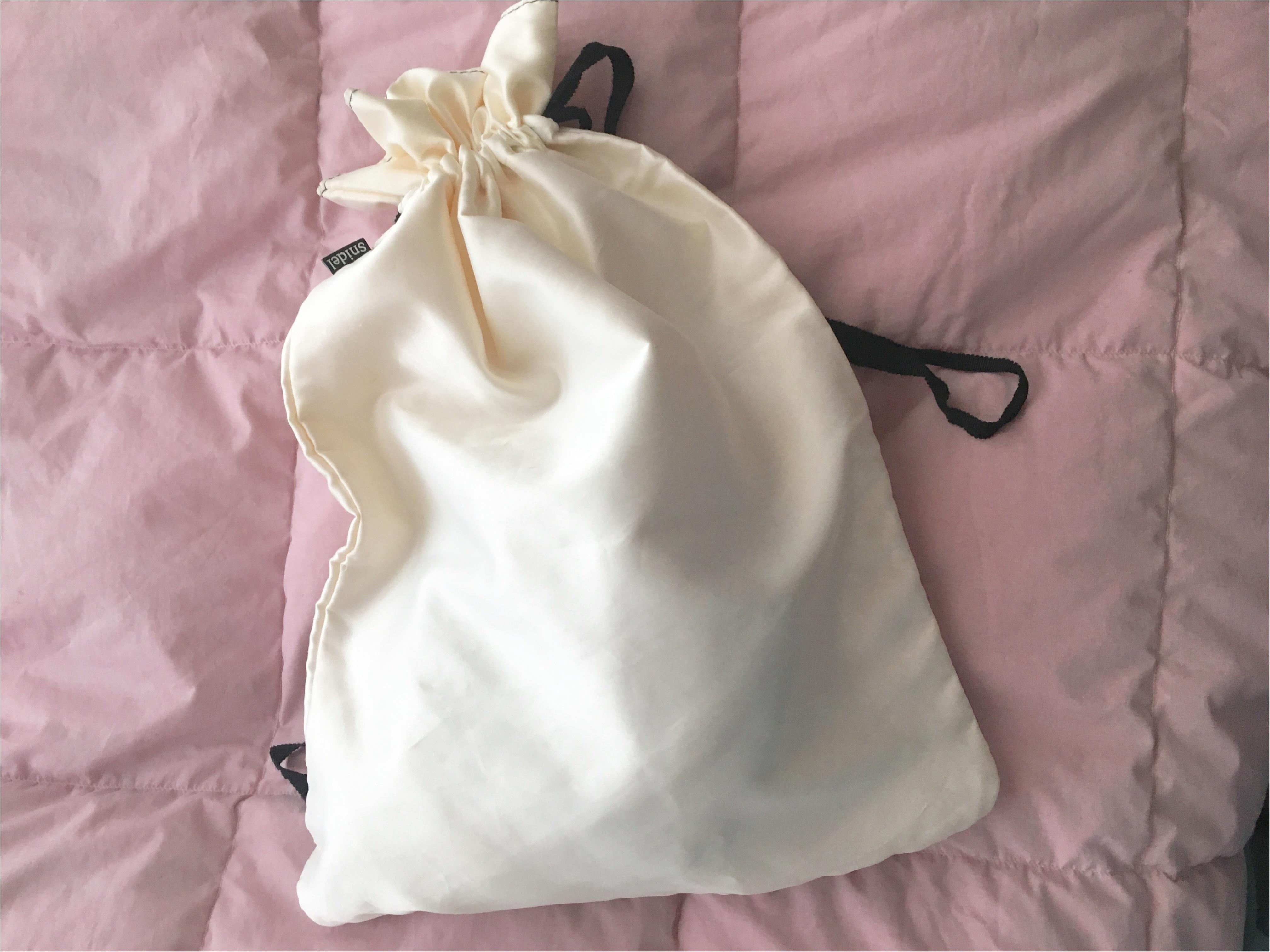 旅行バッグの準備にお役立ち!仕分け用ポーチあれこれ_2