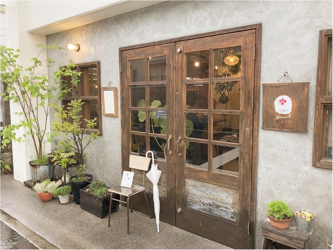 広島で行きたいカフェ♡ 美味しい洋菓子とかわいい雑貨のお店 《 ケツァール 》さんの爽やかオレンジタルト♡♡_10