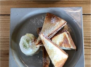 【あんバター好きのカフェ巡り】十和田の街中にある古民家カフェ『カフェミルマウンテン』で癒しのひとときを