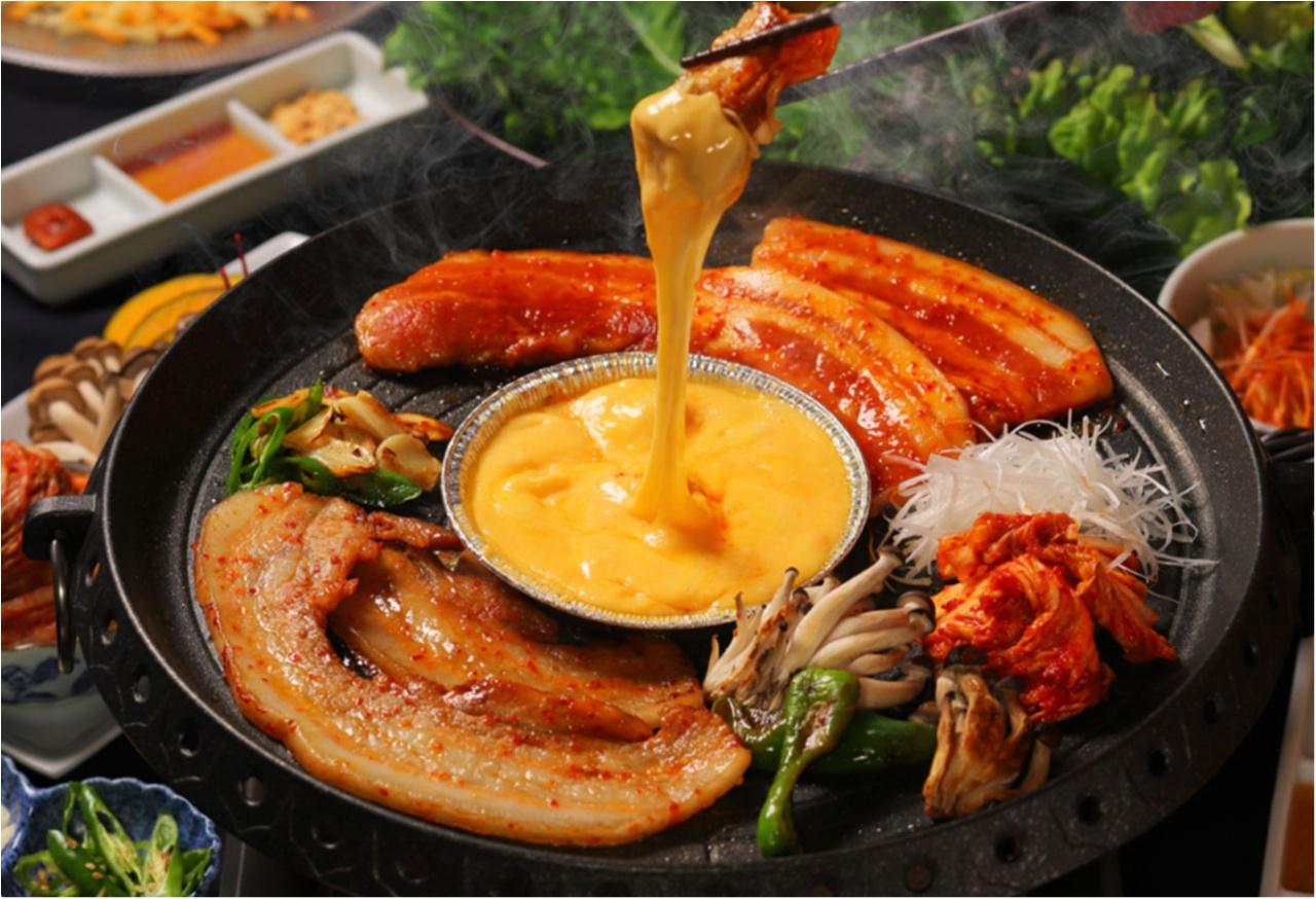 「チーズタッカルビ」の次は「チーズ・カルメギ」! 韓国で大人気のメニューを食べながら、#平昌五輪 を応援しよう☆_1_2