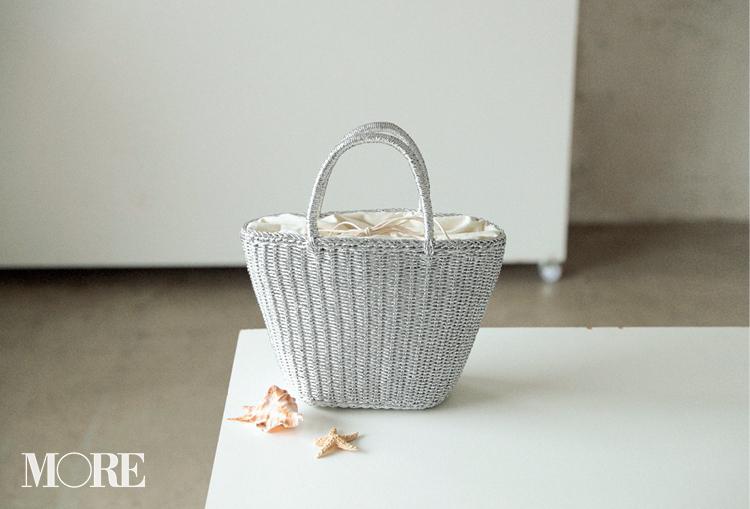 夏のトレンドバッグ特集《2019年版》- PVCバッグやかごバッグなど夏に人気のバッグまとめ_15
