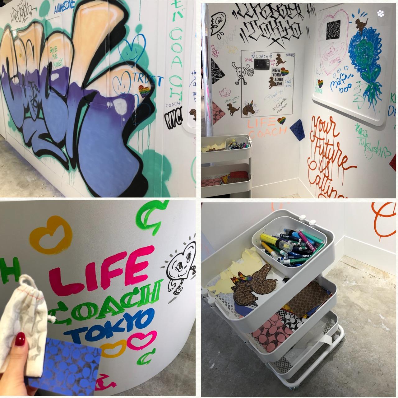 《#LIFECOACH東京》 3/16〜3/23まで開催中!COACH主催のインタラクティブな体験型イベントにいってきました♡ _2