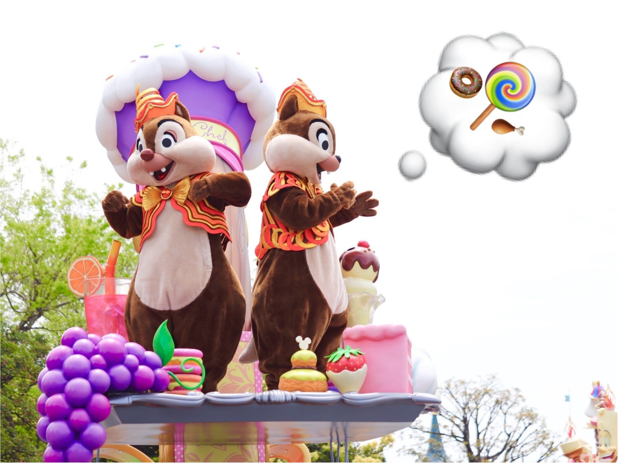 ▷【東京ディズニーランド35周年】Newパレード「ドリーミング・アップ!」がとにかく凄い!!_15