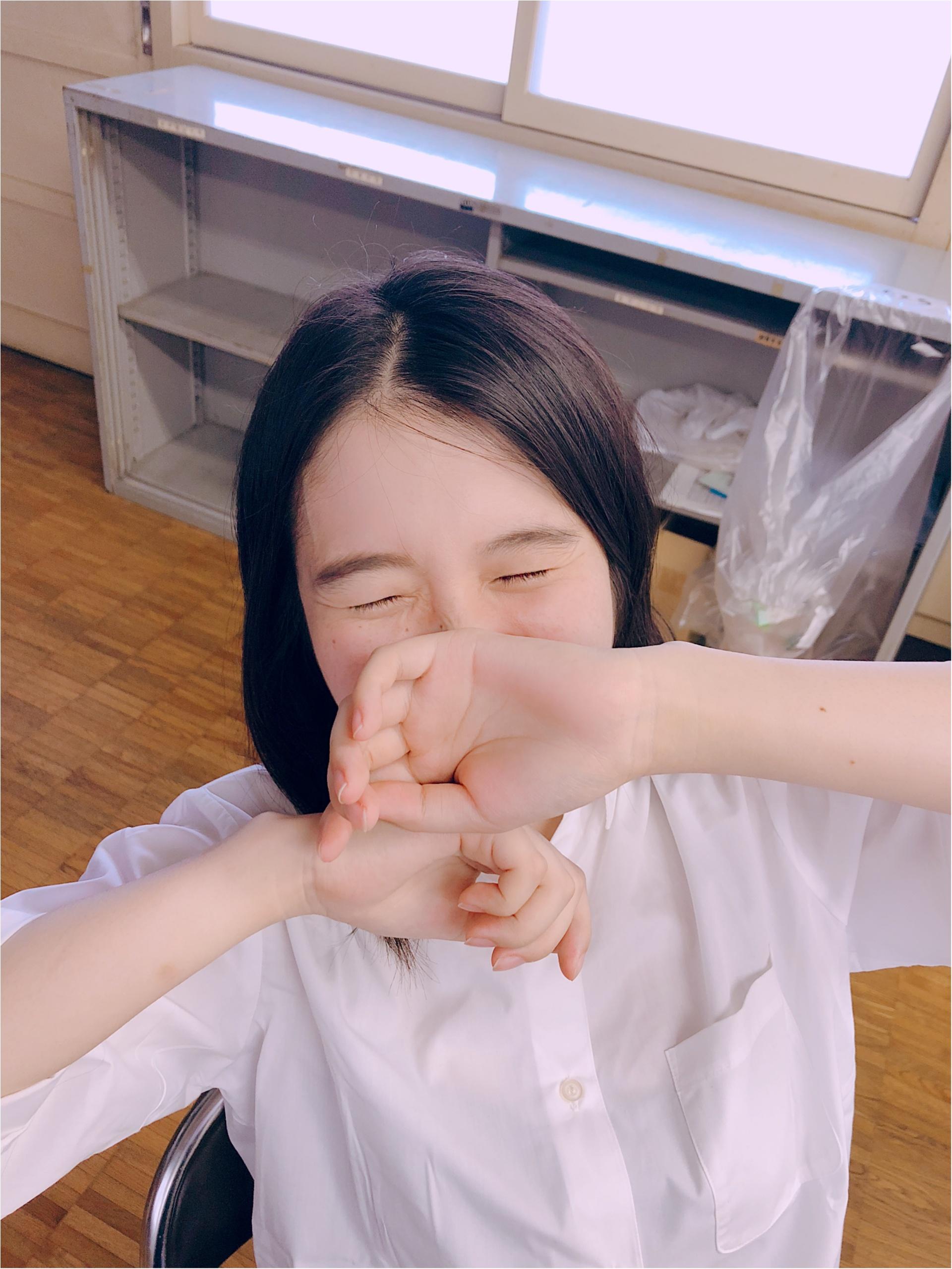 【理系女子×女優の肌ケア】忙しい時でも、-10歳肌を保て!オススメ肌ケア方法と映画撮影の楽屋裏♡_2