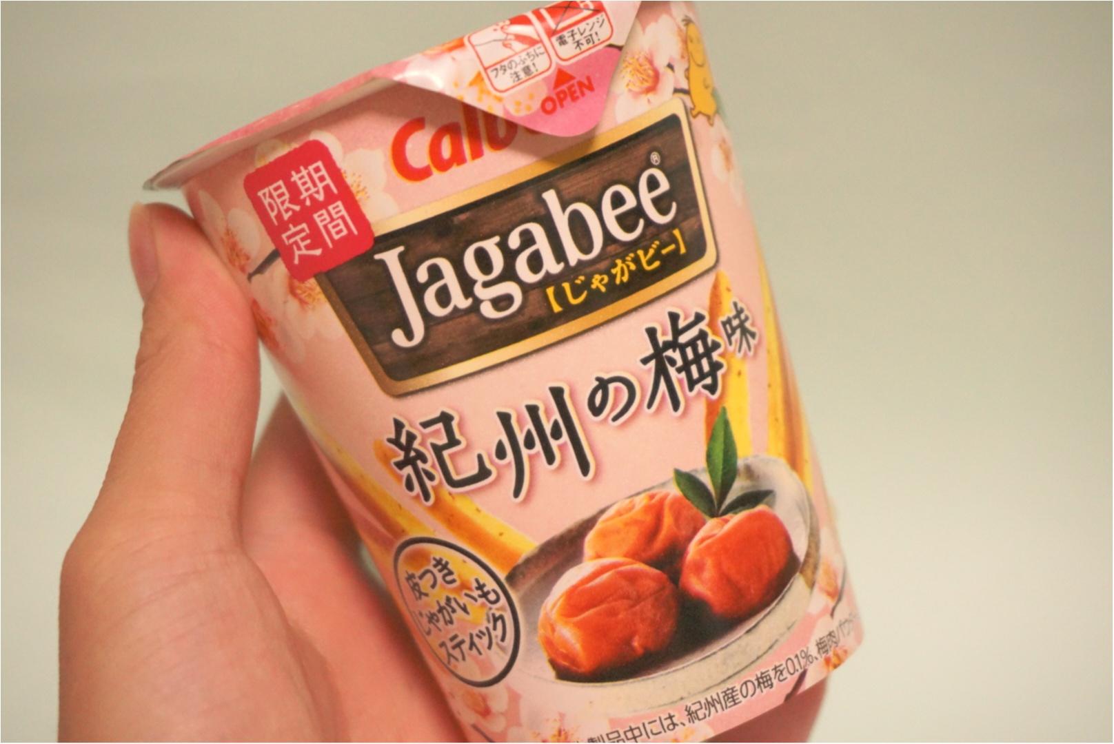 今度は季節感たっぷりの〇〇〇〇‼︎  新作Jagabeeお味レポート♪_2