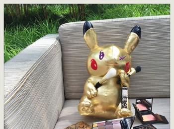 ピカシュウとデートなう♡ 『シュウ ウエムラ』の2019年ホリデーコレクションはポケモンとのコラボ!