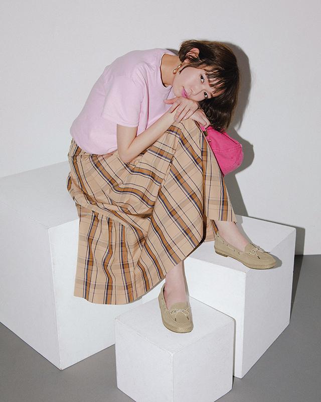 さわやかで心地よくて。夏の靴はこうじゃなきゃ。好きだ! 『ホーキンス』のジュートシリーズ_1