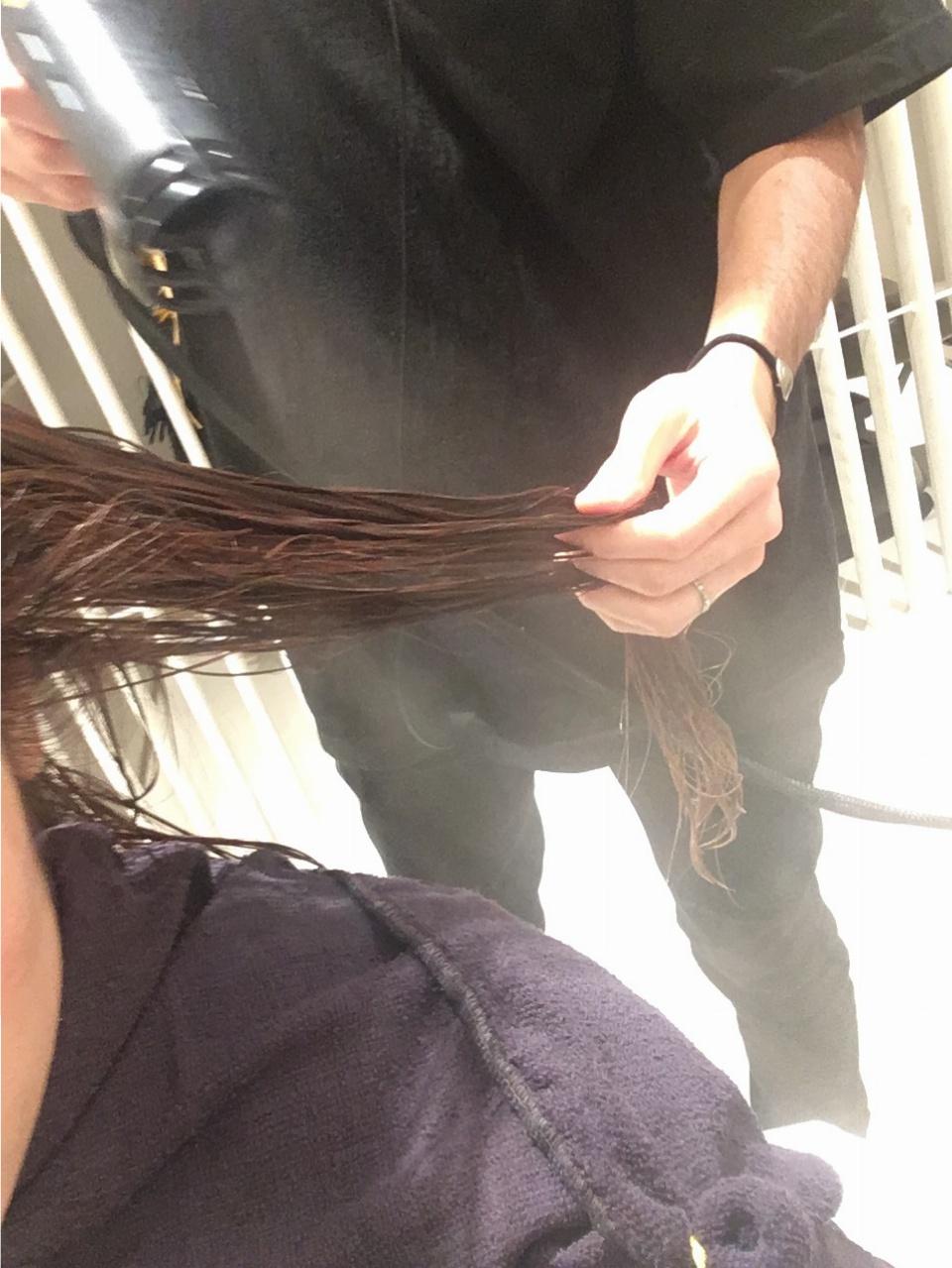 【くせっ毛さんに朗報】髪の毛もストレスフリーに✰ナチュラルが一番!!パーマよりもストレートをすすめる理由_5