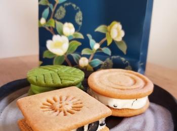 ≪京都・祇園≫新・京都手土産にバタークリームたっぷり【京さんど】