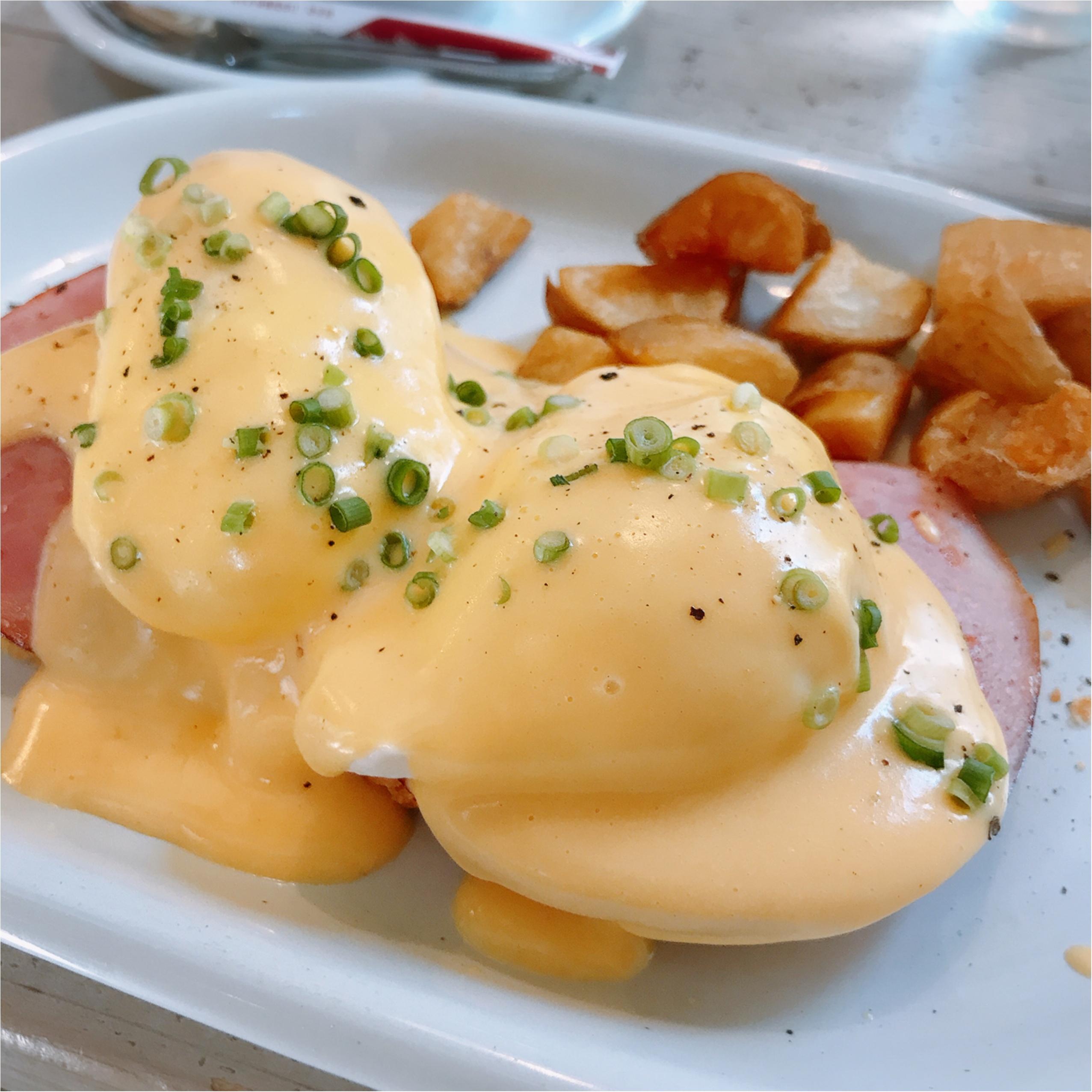 広尾の隠れ家カフェ【Breakfast & Brunch Jade5(ジェイドファイブ)】でモーニング♡_3