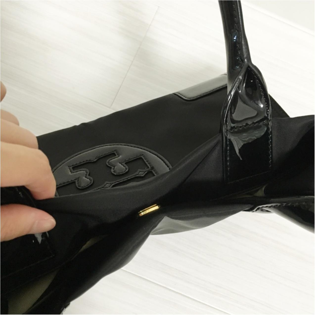 お仕事バッグ♡ シンプルでかわいいバッグ買っちゃいました ♡_3