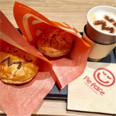 西日本エリア初登場!「pie face」が美味しすぎた♡