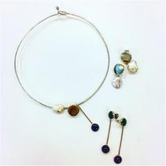 【コレ買っちゃいました!】『FARIS Jewelry』のピアス&チョーカー