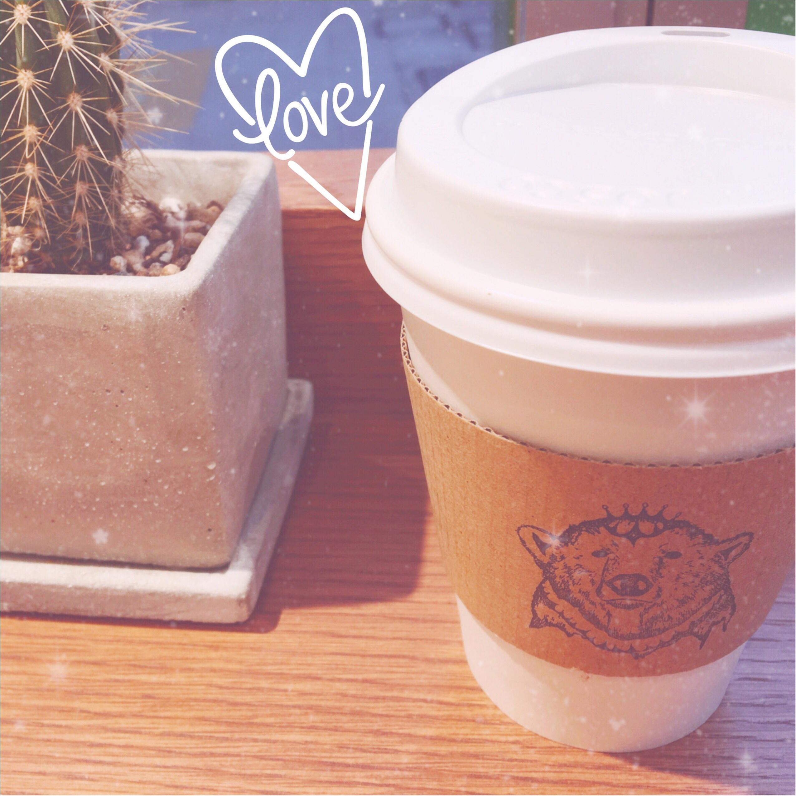 【お洒落カフェ】原宿にあるシロクマがかわいいお店♡♡_1