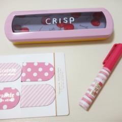 【DAISO】新年度に向けて、可愛い筆記用具が欲しい!