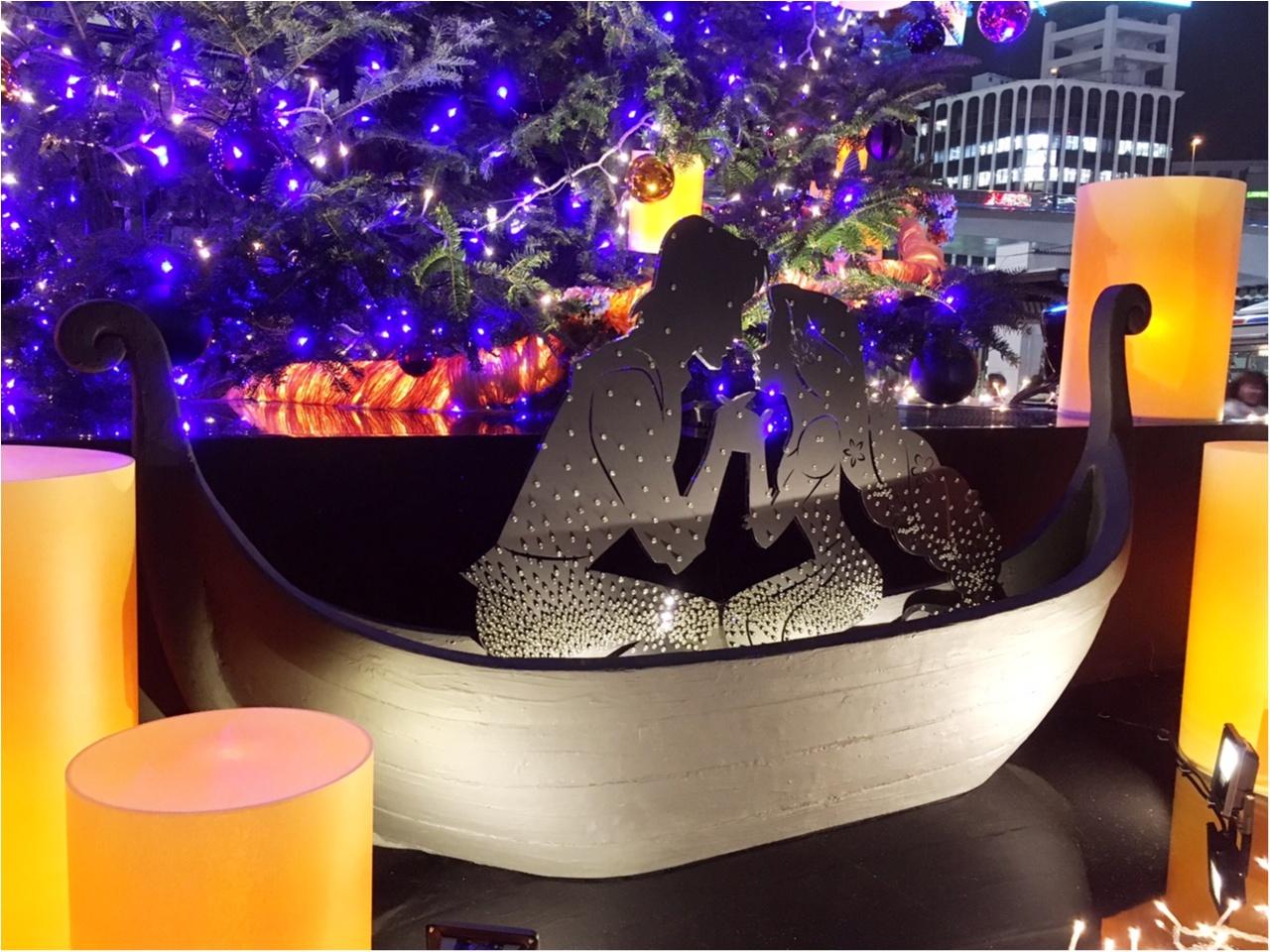 『渋谷ヒカリエ』のクリスマスはディズニープリンセスたちとコラボ♡『ラプンツェル・ツリー』点灯式に行ってきました(﹡´◡`﹡ )♡_5
